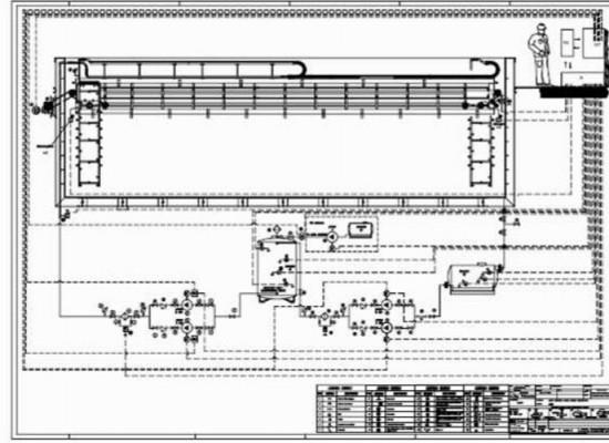 Gruppo idro-meccanico per spruzzatura diretta di liquido