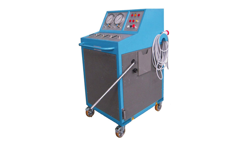 Banco idraulico mobile