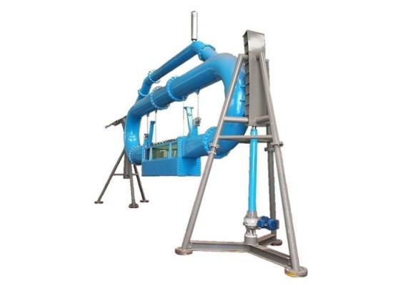 Impianto per sperimentazioni idrauliche