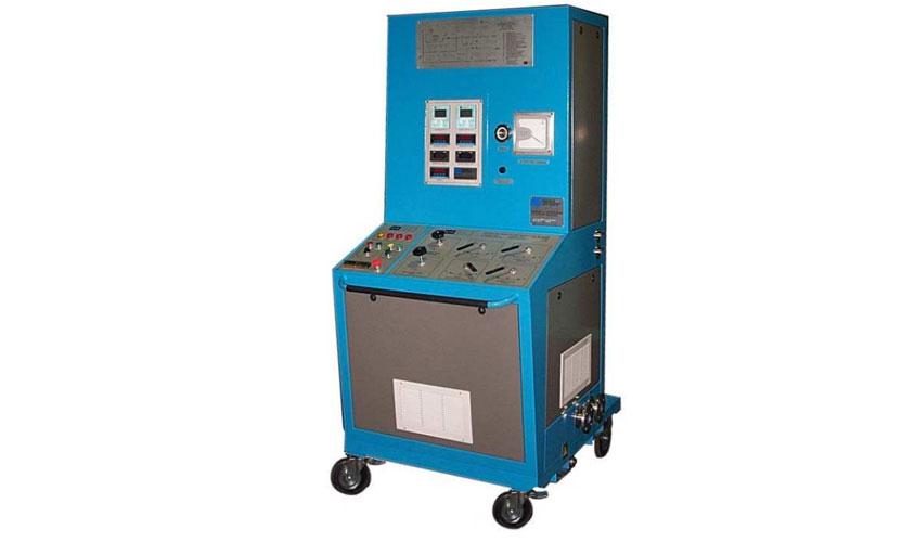 Centralina idraulica per prove di collaudo