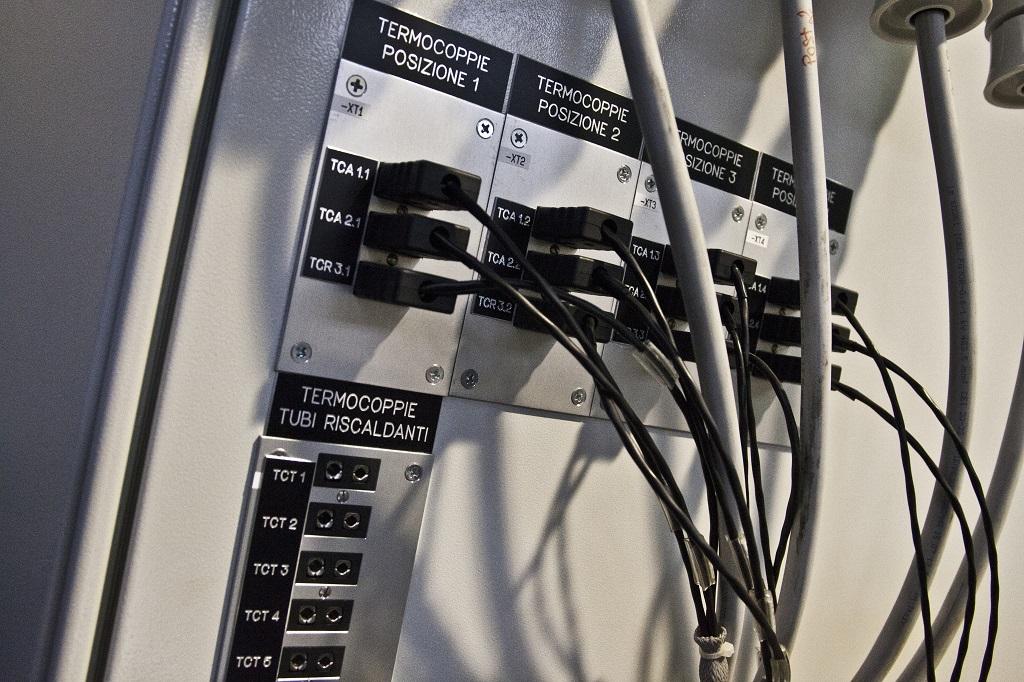 Pannelli di collegamento TC